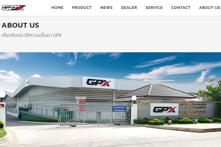 gpx top